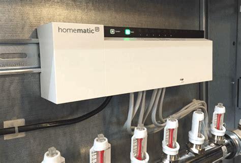 avm smarthome rolladensteuerung homematic ip fu 223 bodenheizung smart and home systeme de
