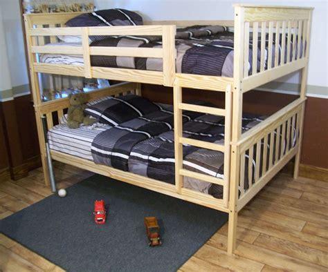 Full Over Full Versa Bunk Bed