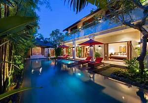 bali les jardins paradisiaques des villas de vacances With beautiful maison avec jardin interieur 1 belle maison de grand standing au magnifique jardin