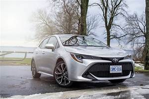 2019 Toyota Corolla Hatchback Manual Road Test Review  The