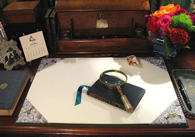 large desk calendar holder parvum opus anatomy of a well dressed desk part 1 the