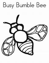 Coloring Bee Pages Bumblebee Bumble Realistic Busy Printable Cute Print Colouring Bug Drawing Outline sketch template