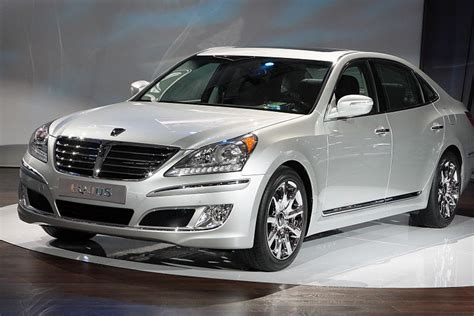 Hyundai Equus 2011 by 2011 Hyundai Equus Onsurga
