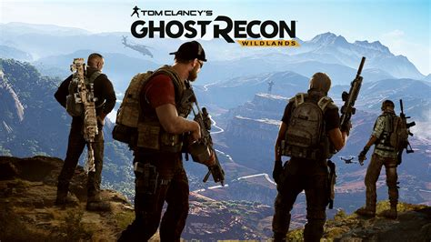 Tom Clancy's Ghost Recon: Wildlands Wallpapers Images