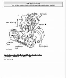 1998 Chevy Cavalier Engine Diagram Cooling System