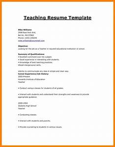 9 how to make a cv for a teaching job points of origins With how to make a resume for job examples