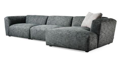 canapé haut de gamme tissu canapé d 39 angle haut de gamme scandinave