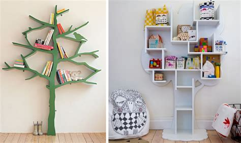 Stylish Shelves In Kids' Rooms  By Kids Interiors