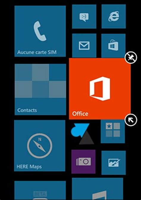 windows phone modifier la taille des ic 244 nes