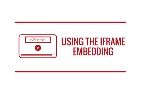 iframe embedding