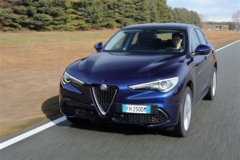 Alfa Romeo Q4 by 2018 Alfa Romeo Stelvio Q4 Drive Review
