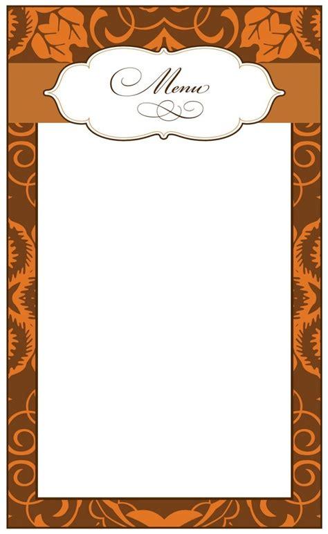 Carte De Vide A Imprimer by Imprimer Carte Menu De No 235 L Vierge 224 Imprimer Et Remplir