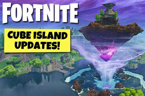 fortnite cube island tracker   happening