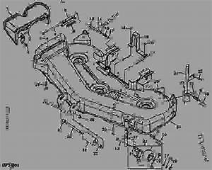 31 John Deere 60 Inch Mower Deck Belt Diagram