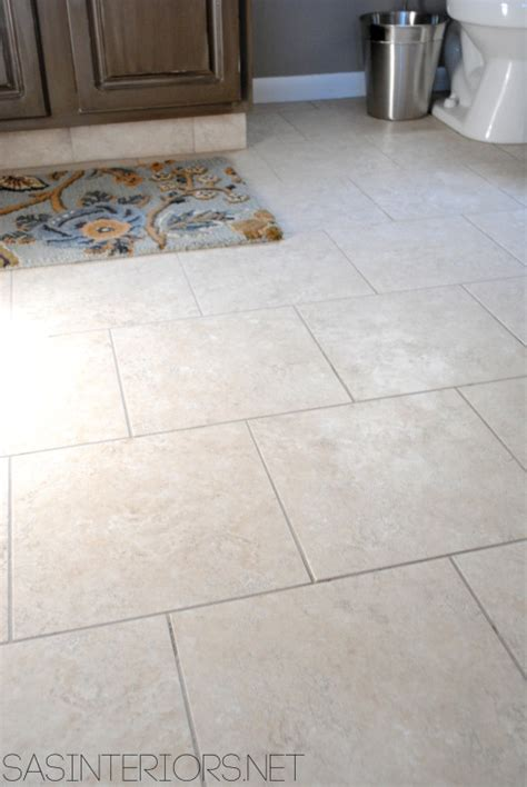 grout luxury vinyl tile groutable luxury vinyl tile floor an update burger