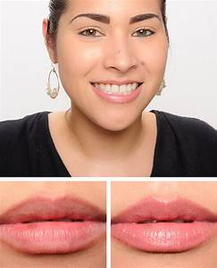 MAC Giddy, Lip Blossom, Shy Shine Lipsticks Reviews ...