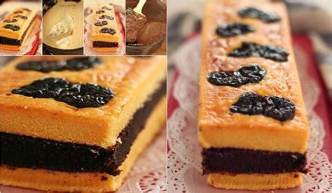 resep anti gagal menbuat kue lapis surabaya  nikmat
