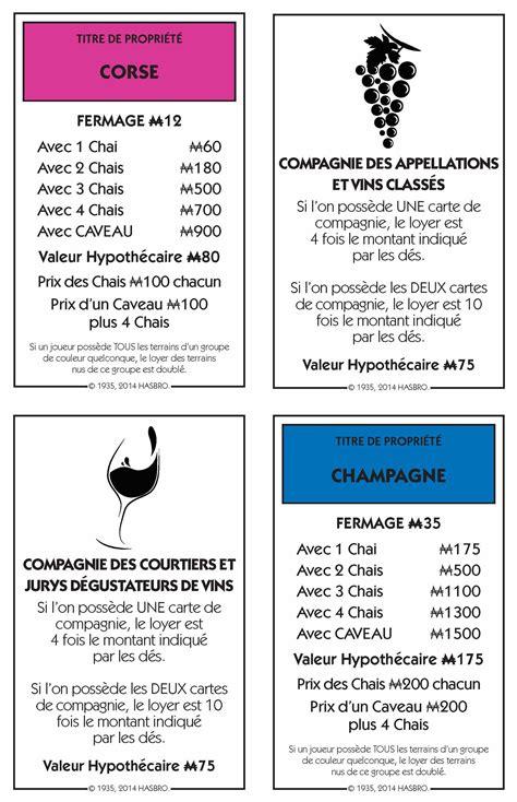 monopoly viticole