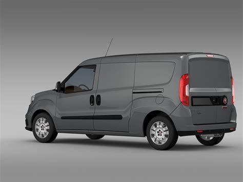 fiat doblo cargo maxi fiat doblo cargo maxi 263 2015 3d model max obj 3ds