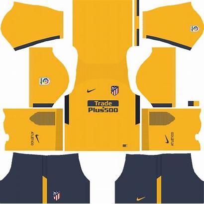 Madrid Kits Atletico Dream League Soccer Kit