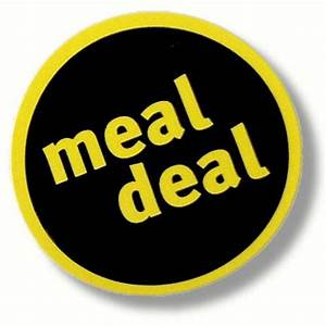 Meal Deal Labels (2000)