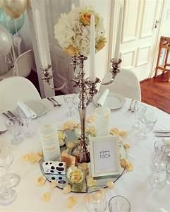 Blumen Lange Blütezeit : tolle tischdeko goldene hochzeit blumen schmuck website ~ Michelbontemps.com Haus und Dekorationen