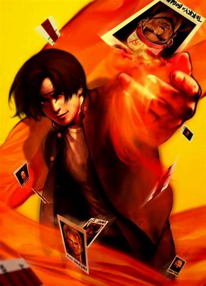 Kyo Fighters King Kusanagi Wallpapers 94 Snk