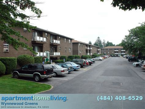 wynnewood greens apartments allentown pa apartments for