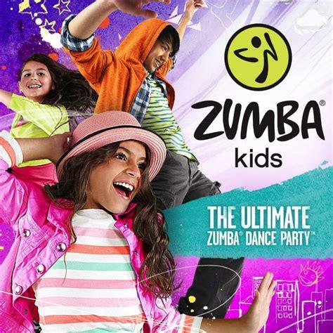 zumba kids gamespot