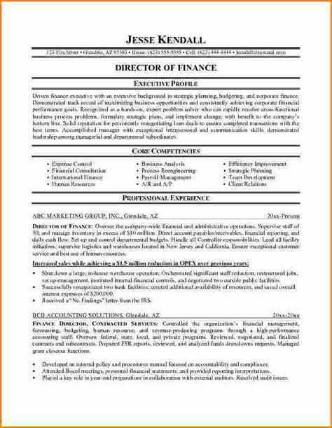 8 cv finance exemple lettres