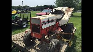 25 Gravely 812 From Gravely Mow In Tractor Show