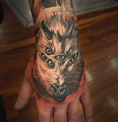 images   pinterest lion hand tattoo