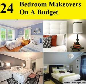 24, Bedroom, Makeovers, On, A, Budget