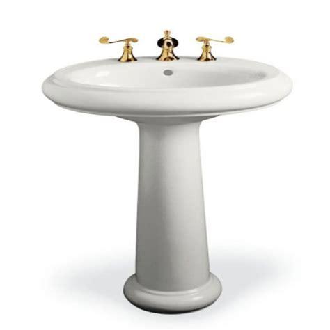 Bathroom Pedestal Sinks Lowes by Kohler Pedestal Tub Kohler Pedestal Sinks White Pedestal