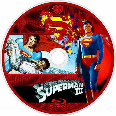 Superman Iii Fanart Tv Bluray Language English