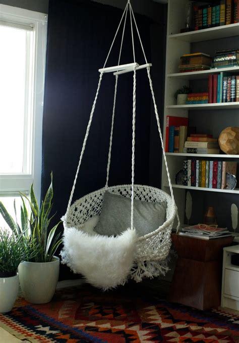 diy hanging macram 233 chair