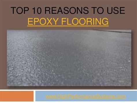 epoxy flooring uses top10 reasons to use epoxy flooring