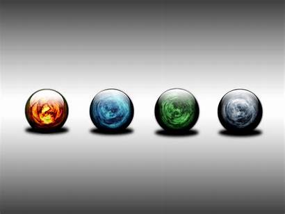 Elements Wallpapers Four Sphere Nature Element Air