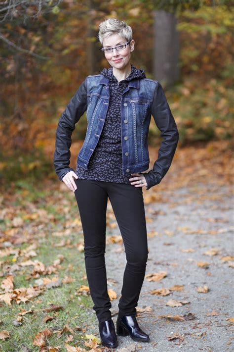 A Hoodie Under Blazers and Jackets - YLF