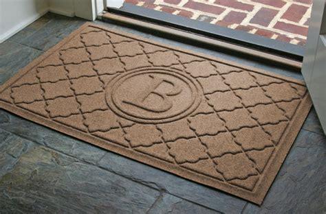initial front door mat elegant mats attractive
