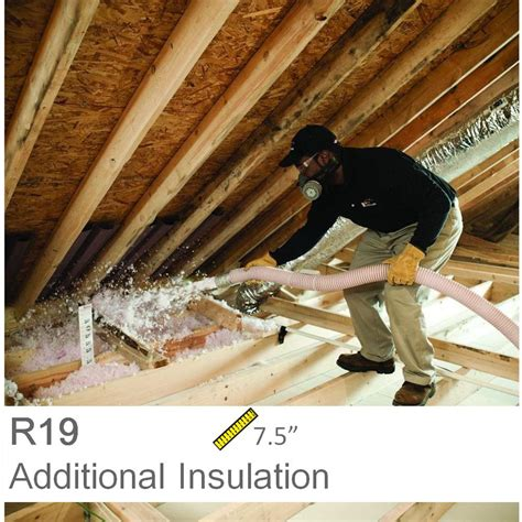 r38 attic insulation owens corning r 13 kraft faced insulation batt 15 in x 93 1708