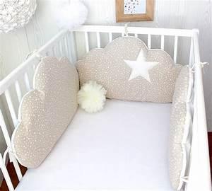 Coussin Nuage Ikea : contour de lit bebe ~ Preciouscoupons.com Idées de Décoration