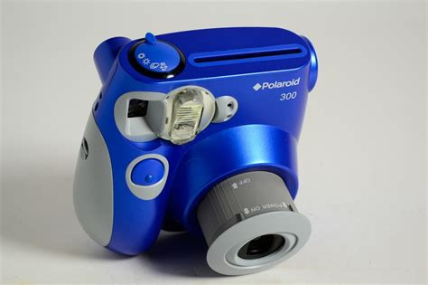 Polaroid 300 Instant Blue by Polaroid Pic 300 Instant Blue Ebay