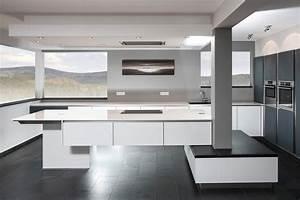 Moderne kuchen hochste qualitat und modernstes design for Moderne küchen