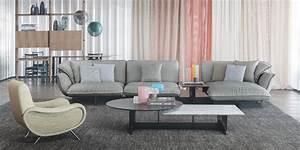 Canape Design Et Confortable : grand canap notre s lection de canap s pour famille nombreuse marie claire ~ Teatrodelosmanantiales.com Idées de Décoration