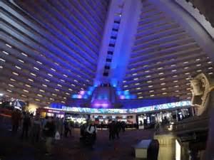 Luxor Hotel Las Vegas Interior