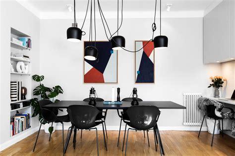 5 Scandinavian Dining Room