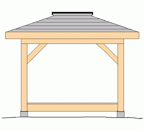 10x10 Shed Plans Pdf by Plans Gazebo The Best Way To Build A Lean To Shed 8