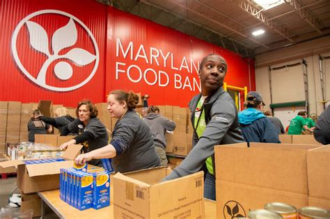 maryland food bank  hunger relief  profit donate