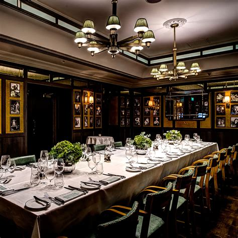 The Best Private Dining Rooms In London  Harper's Bazaar